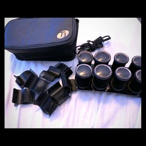 T3 Voluminizing Luxe Hot Rollers